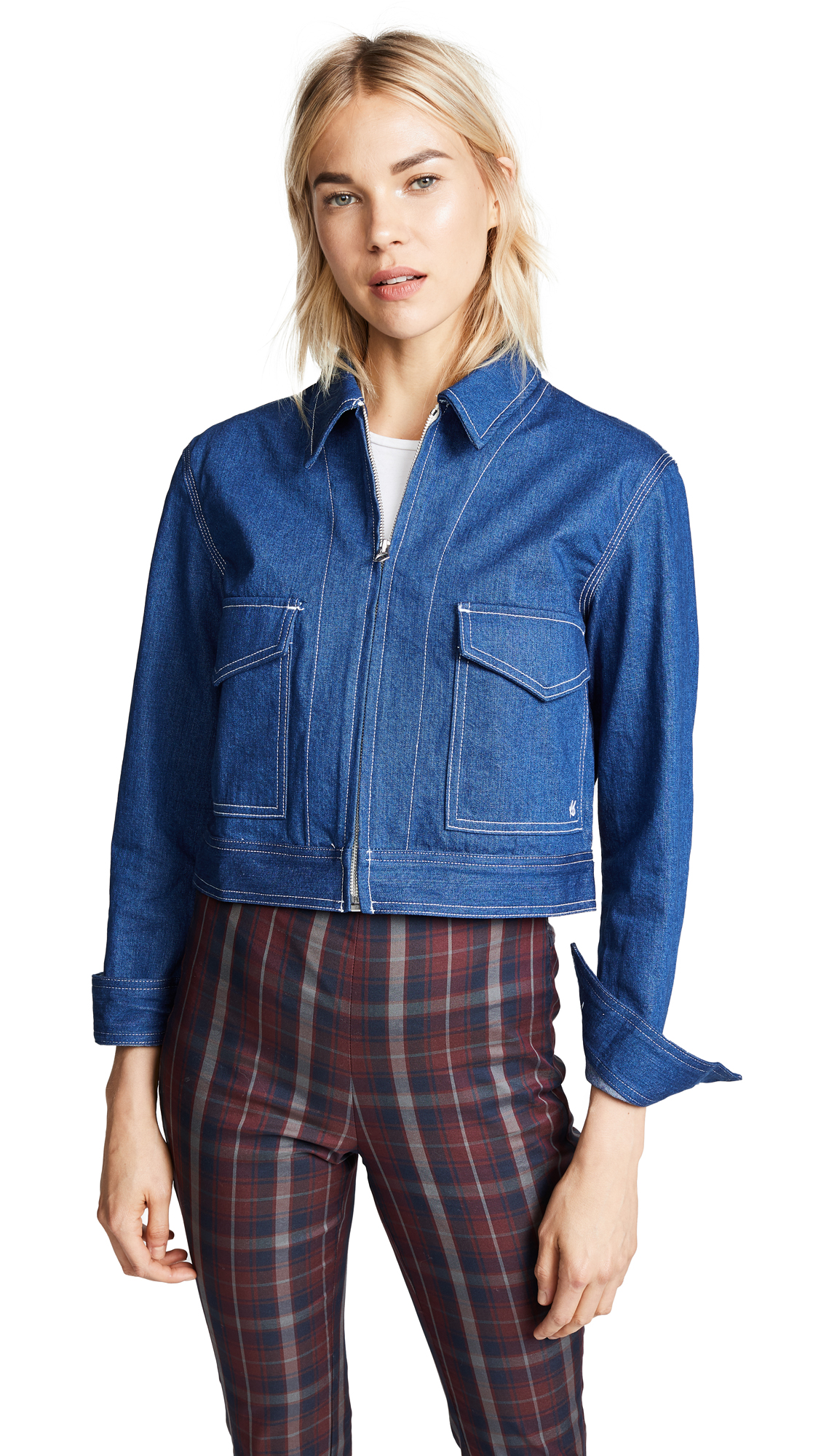Rag & Bone/JEAN Ajax Jacket In Bee