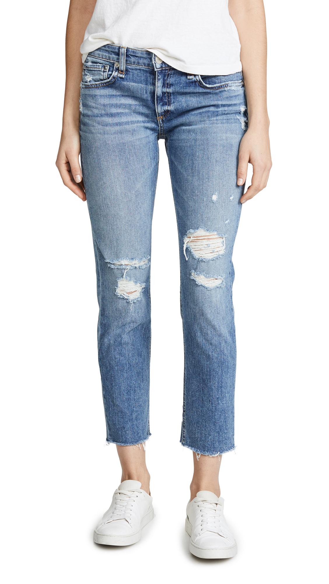 Buy Rag & Bone/JEAN online - photo of Rag & Bone/JEAN Dre Ankle Jeans