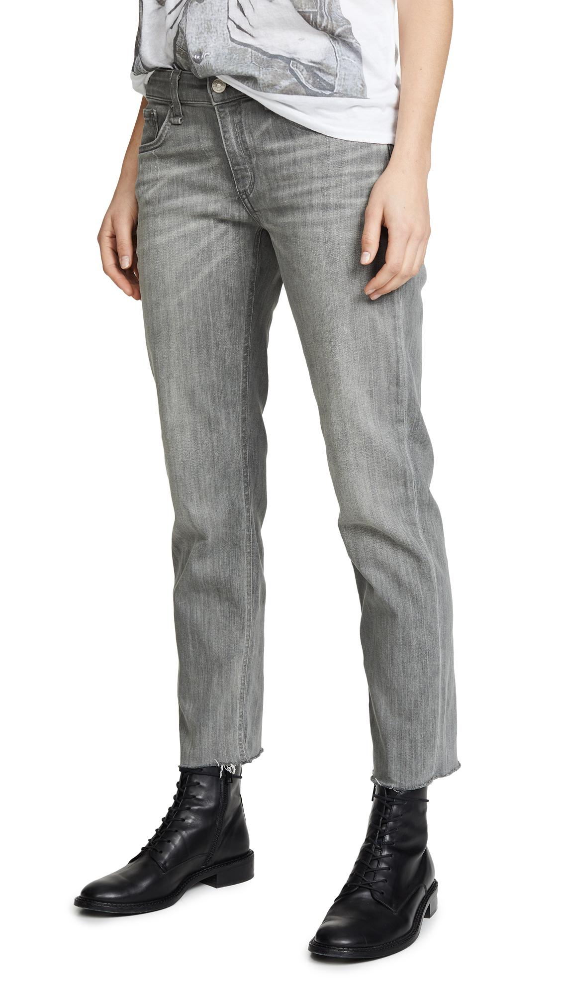 Rag & Bone/JEAN Ankle Dre Jeans - Byland