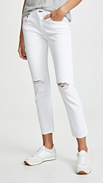 랙앤본 청바지 Rag & bone Ankle Dre Jeans,White