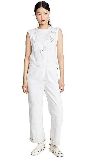 Rag & Bone/JEAN Workwear Overalls