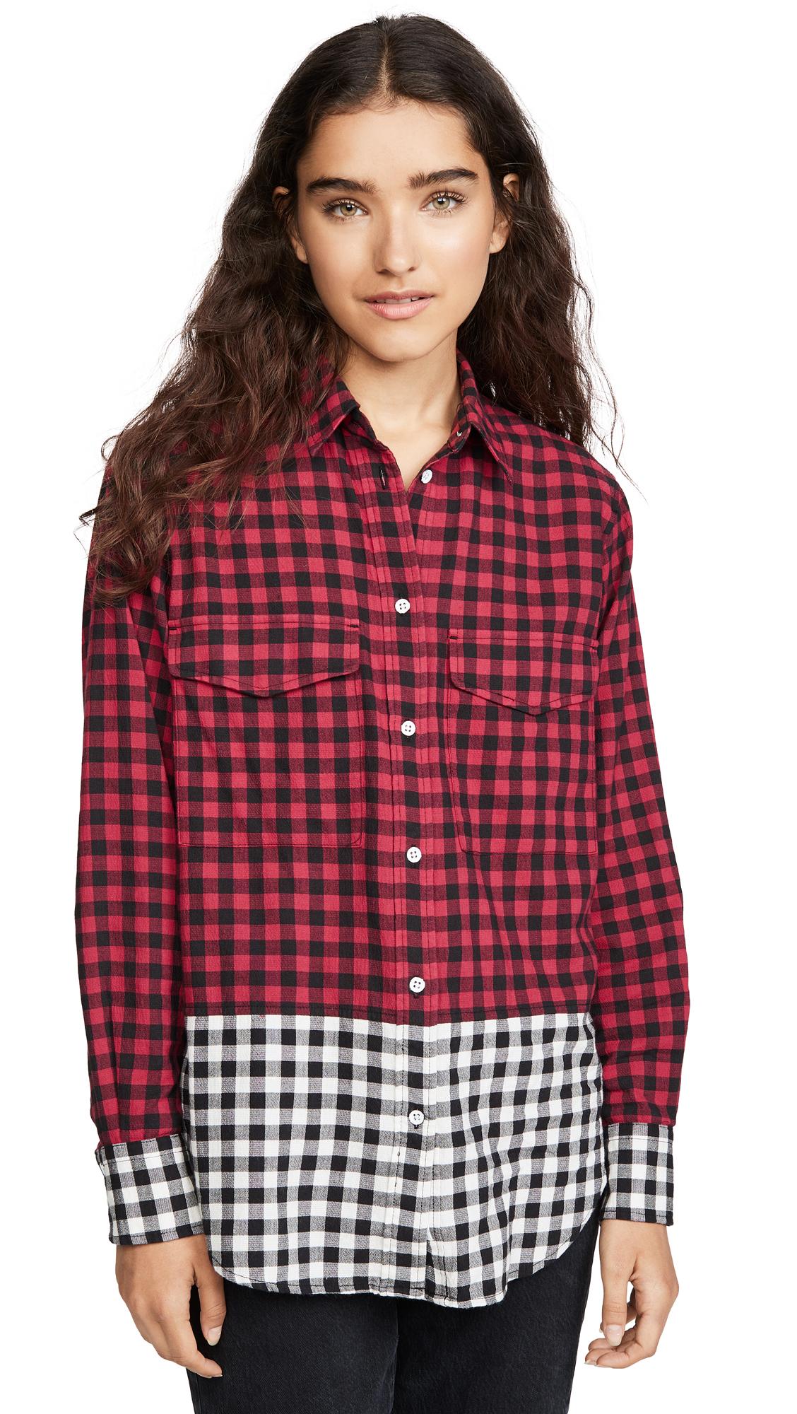 Rag & Bone/JEAN Birdie Shirt – 40% Off Sale