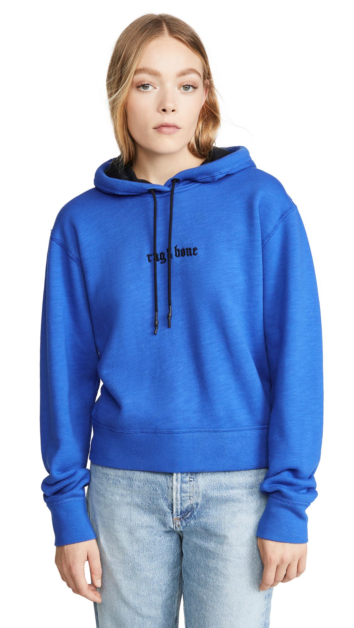Rag & Bone/JEAN Rib Hoodie – 60% Off Sale