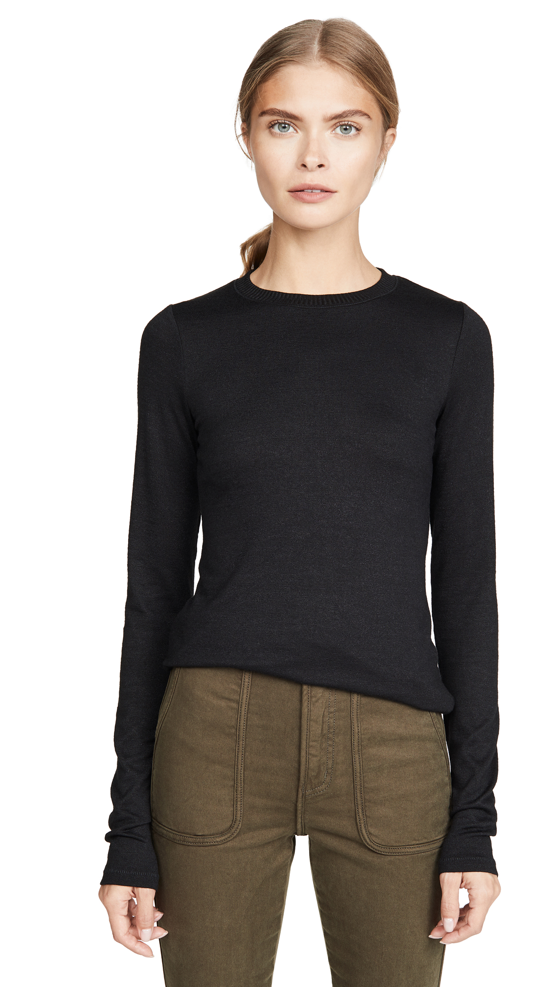 Buy Rag & Bone/JEAN online - photo of Rag & Bone/JEAN Jane Slim Long Sleeve