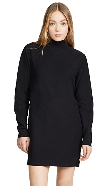 Rag & Bone/JEAN Utility Turtleneck Dress