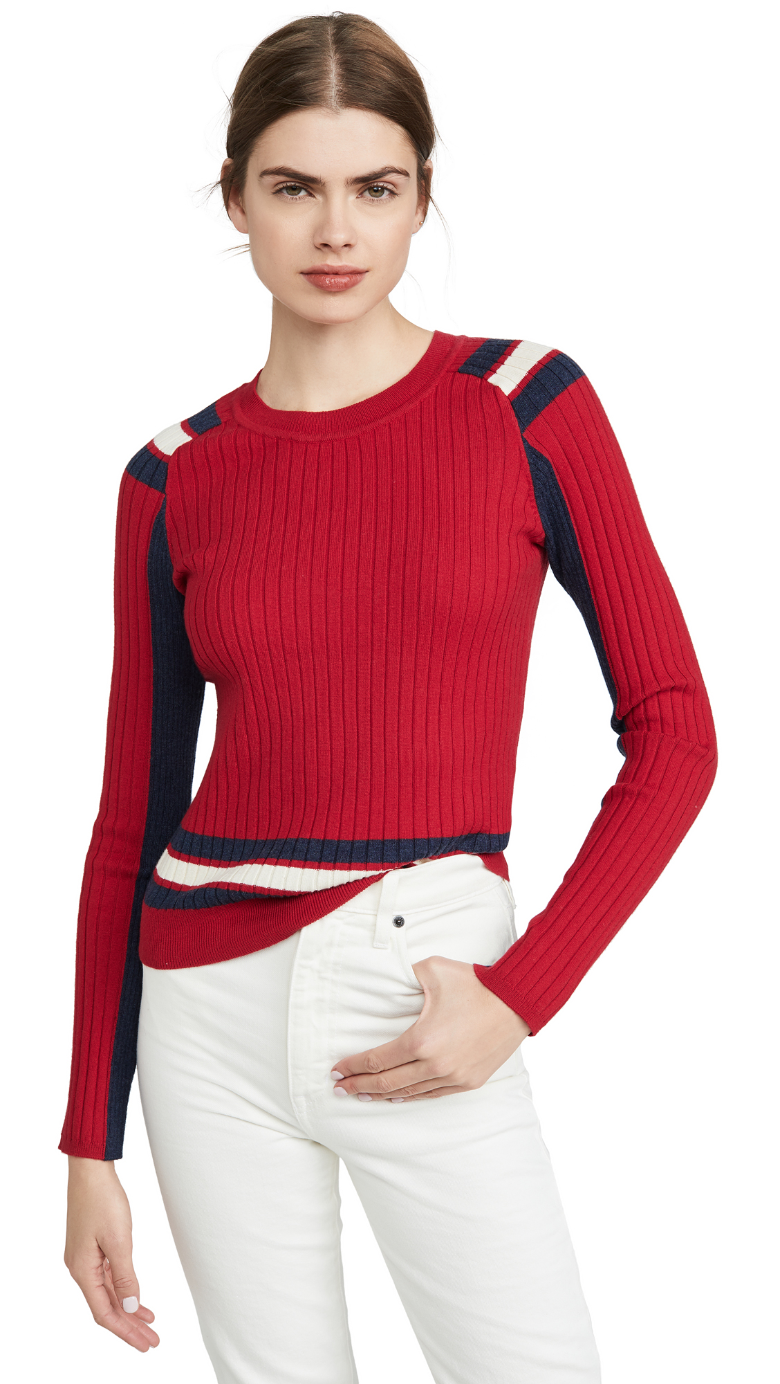 Buy Rag & Bone/JEAN online - photo of Rag & Bone/JEAN Julee Crew Sweater