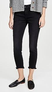 Rag & Bone/JEAN Cate Mid-Rise Ankle Skinny Jeans