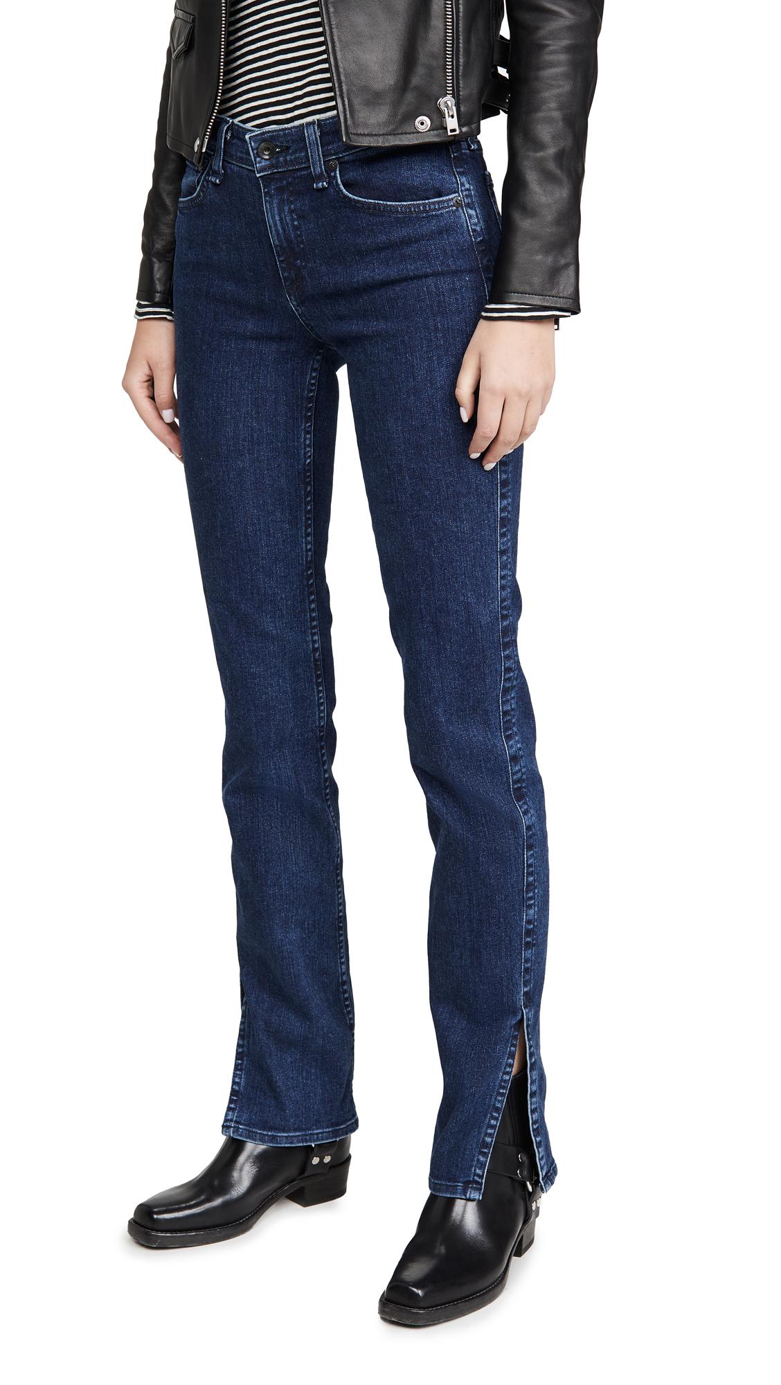 Buy Rag & Bone/JEAN online - photo of Rag & Bone/JEAN Cate Mid-Rise Skinny Jeans