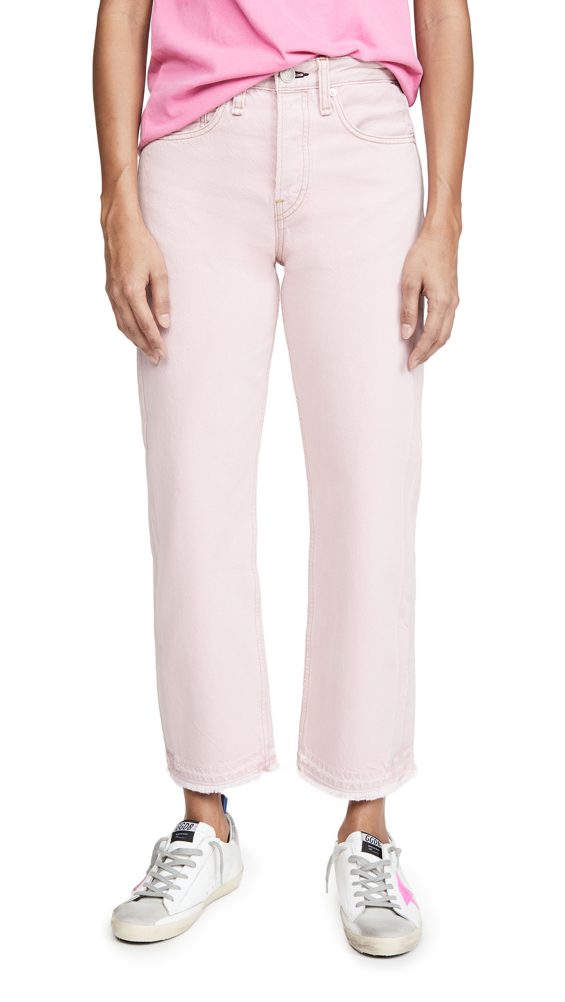 Buy Rag & Bone/JEAN online - photo of Rag & Bone/JEAN Maya High-Rise Jeans