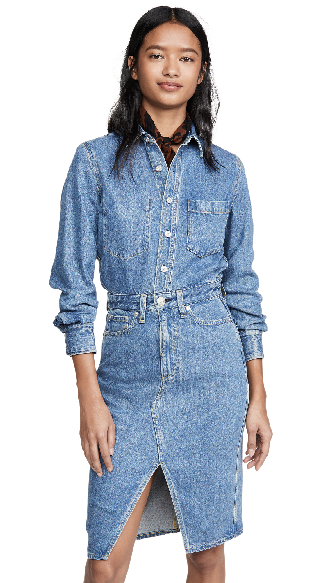 Buy Rag & Bone/JEAN online - photo of Rag & Bone/JEAN All In One Dress
