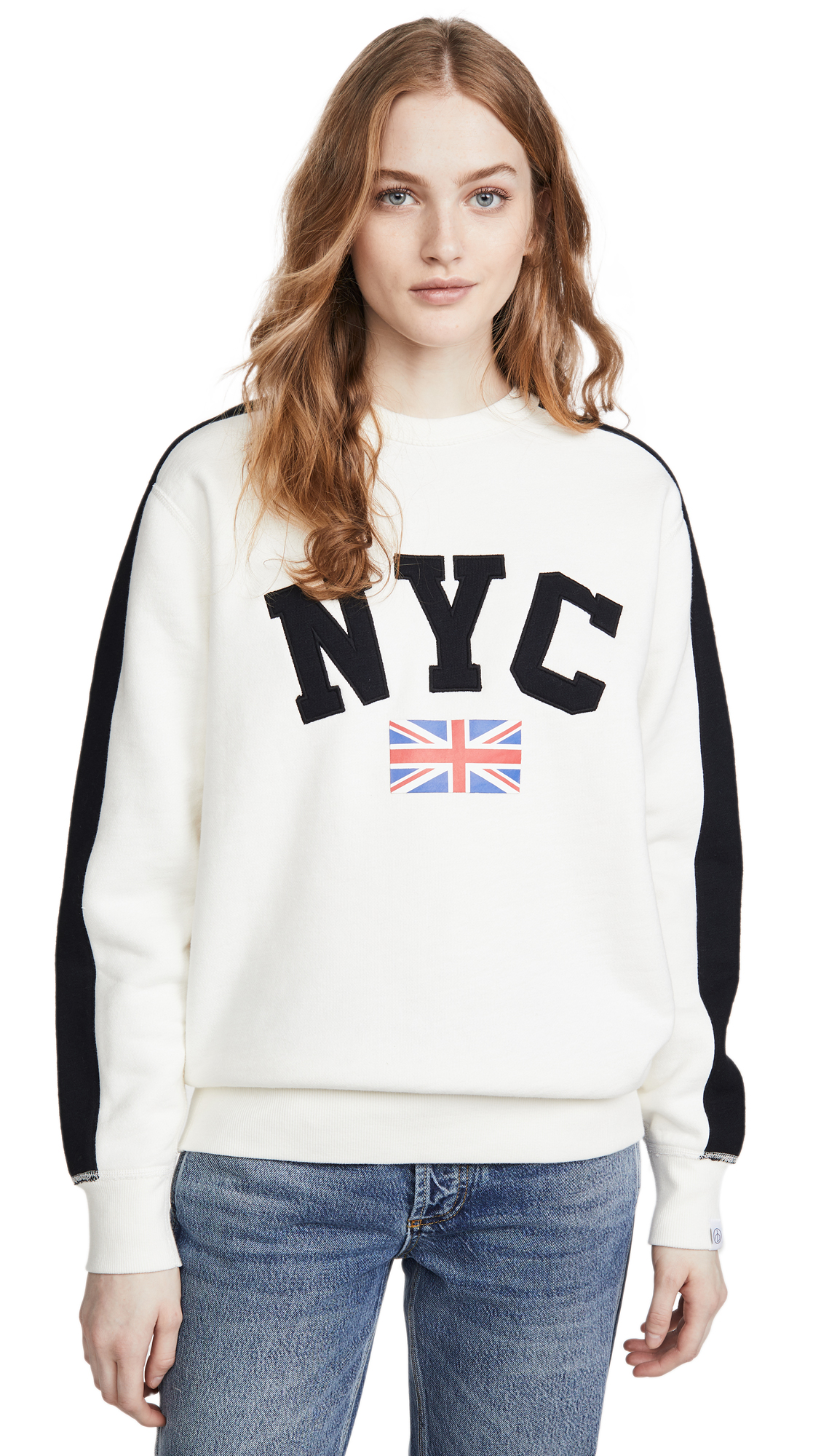 Buy Rag & Bone/JEAN online - photo of Rag & Bone/JEAN NYC Sweatshirt