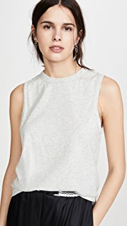 Rag & Bone/JEAN The Jersey Muscle Tank