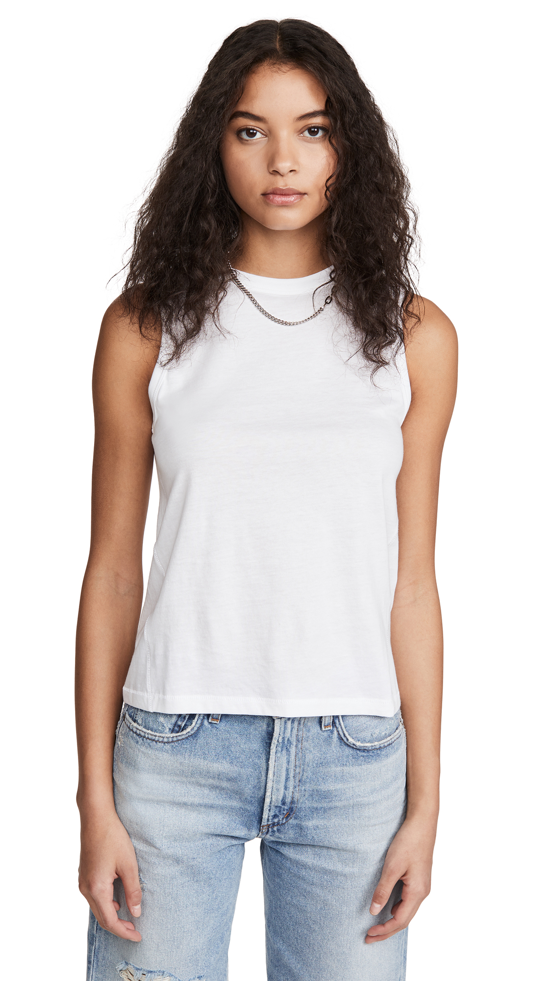 Buy Rag & Bone/JEAN online - photo of Rag & Bone/JEAN The Jersey Muscle Tank