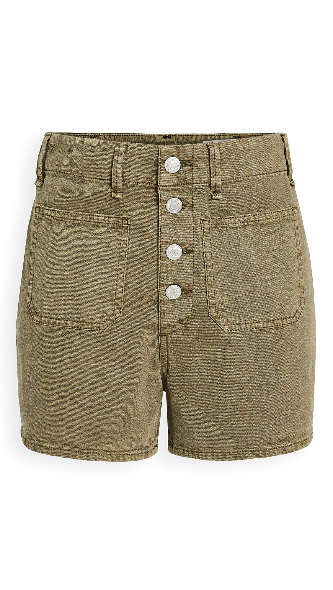 Buy Rag & Bone/JEAN online - photo of Rag & Bone/JEAN Super High Rise Military Shorts