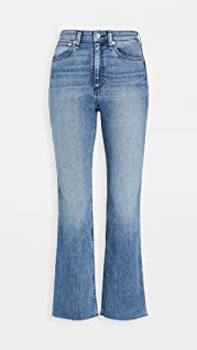 Rag & Bone/JEAN Nina High Rise Ankle Jeans