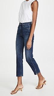 Rag & Bone/JEAN Nina High Rise Ankle Jeans