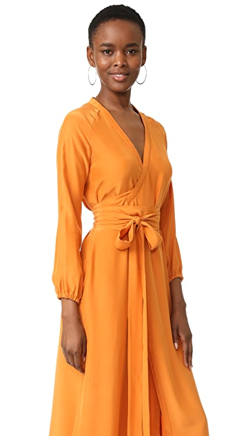 Rhode Resort Jagger Wrap Dress