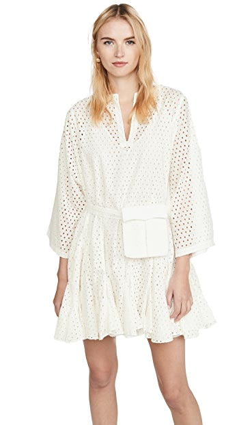 Rhode Ryan Dress - White