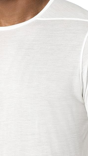 Rick Owens DRKSHDW Long Sleeve Level Tee
