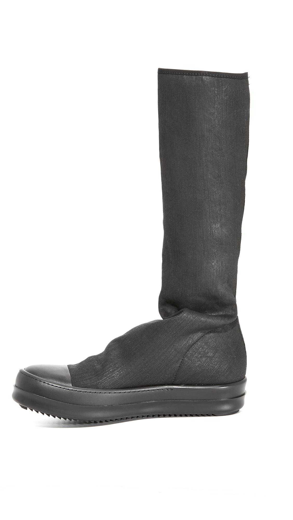 RICK OWENS DRKSHDW Sock Sneakers