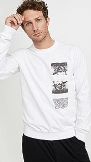 Rick Owens DRKSHDW Crew Neck Sweatshirt