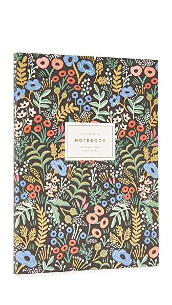 Rifle Paper Co Tapestry Notebook