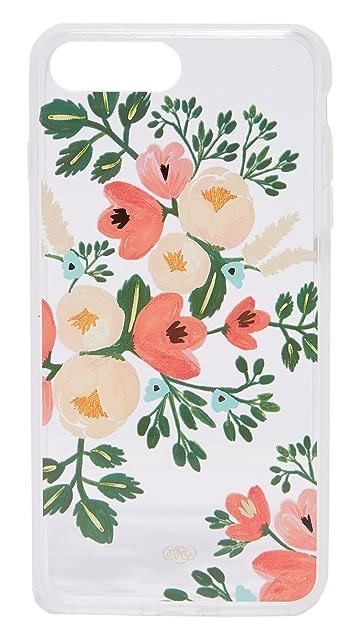 Rifle Paper Co Peach Blossom iPhone 7 Plus Case