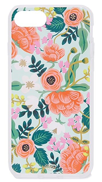 Rifle Paper Co Mint Birch iPhone 7 Case