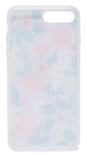 Rifle Paper Co Mint Birch iPhone 7 Plus Case