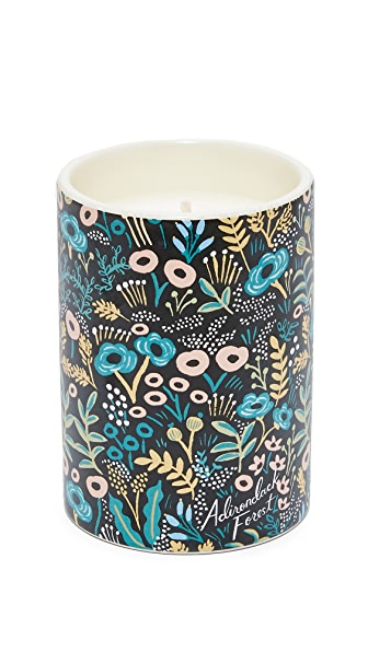 Rifle Paper Co High Peaks of the Adirondack Forest Candle