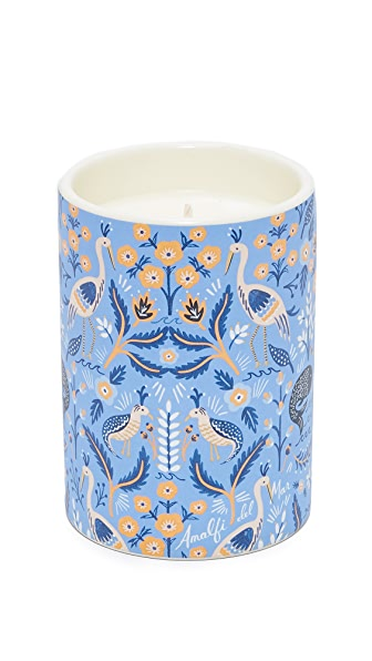 Rifle Paper Co Amalfi Del Mar Candle - Multi