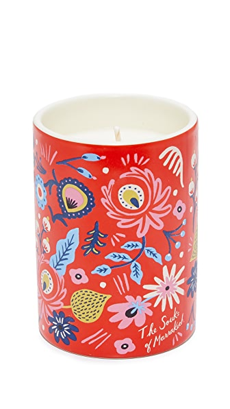 Rifle Paper Co The Souks of Marrakesh Candle - Multi