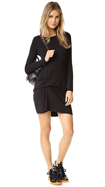 Riller & Fount Pinched Front Dress