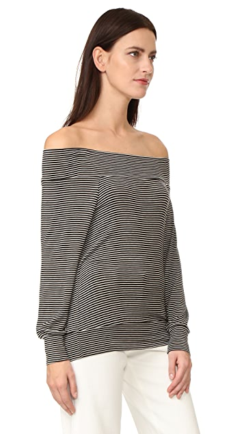 Riller & Fount Cybil Off Shoulder Top