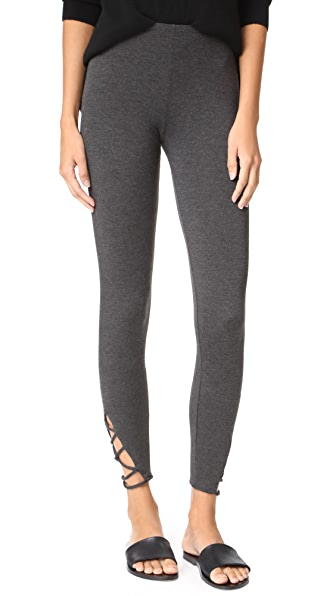 Merle Leggings with Ankle Detail
