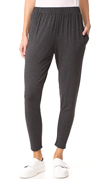 Riller & Fount Theo Tapered Lounge Pants In Stud French Terry