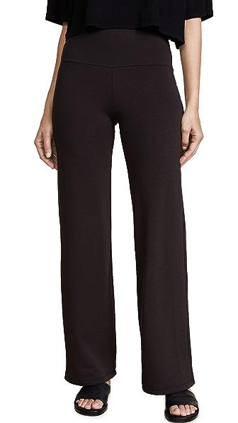 Cammi Velvet Wideleg Pants