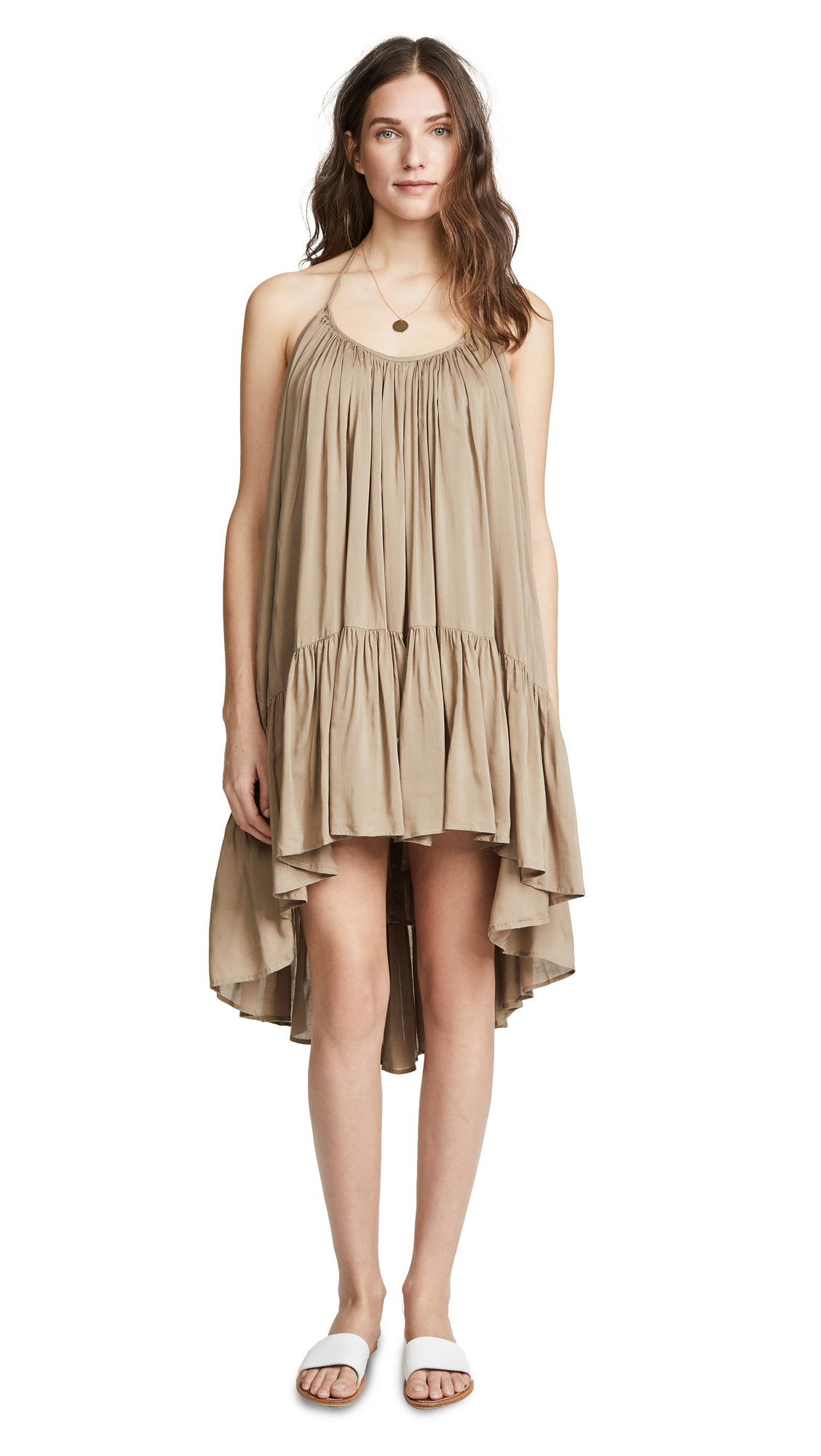 Riller & Fount Nena Dress In Safari