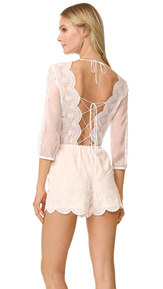 Rime Arodaky Luca Romper at Shopbop