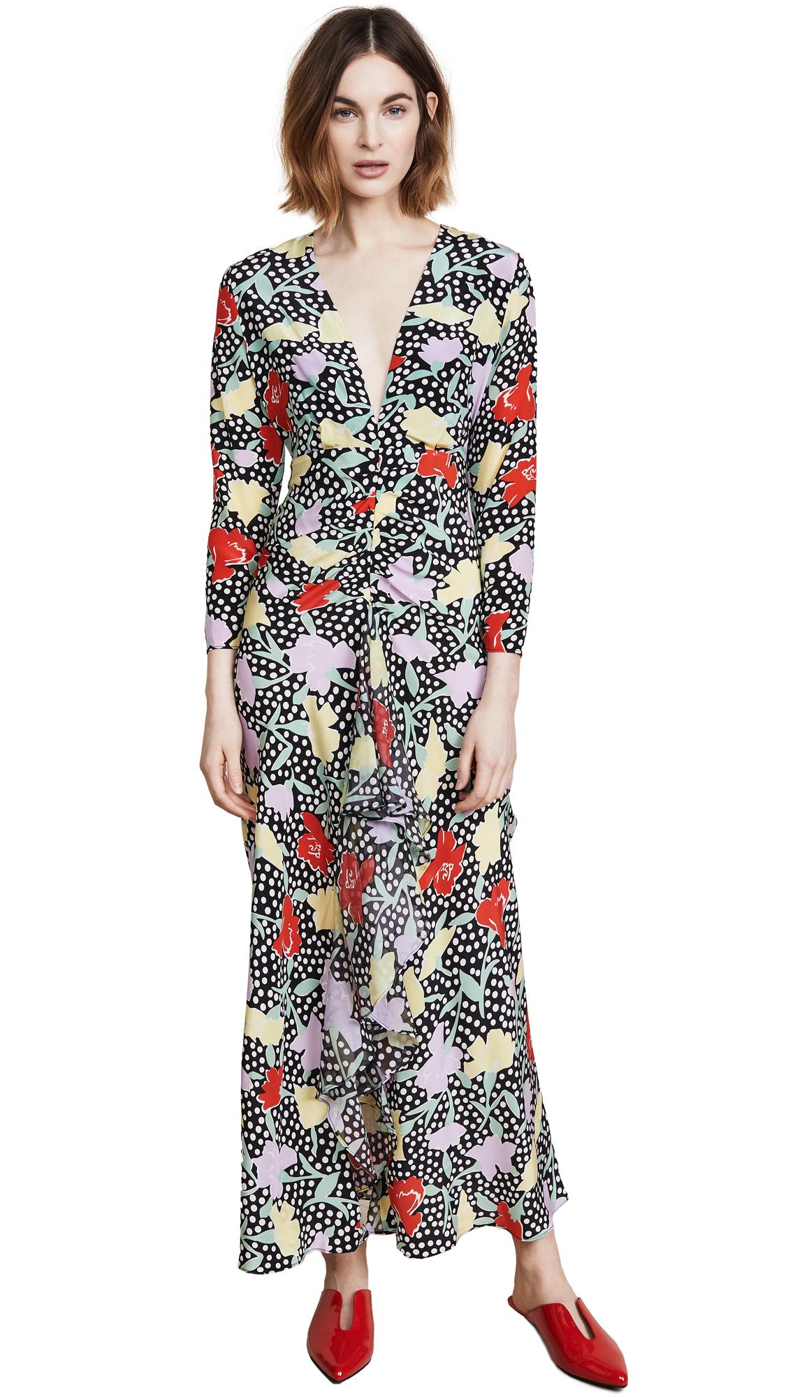 7619c0f0344 RIXO London Rose Dress | Coshio Online Shop