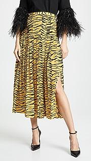 RIXO Tina Skirt