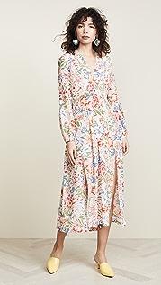 RIXO Camellia Dress