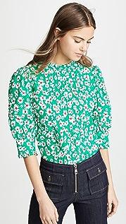 RIXO Mandy 女式衬衫