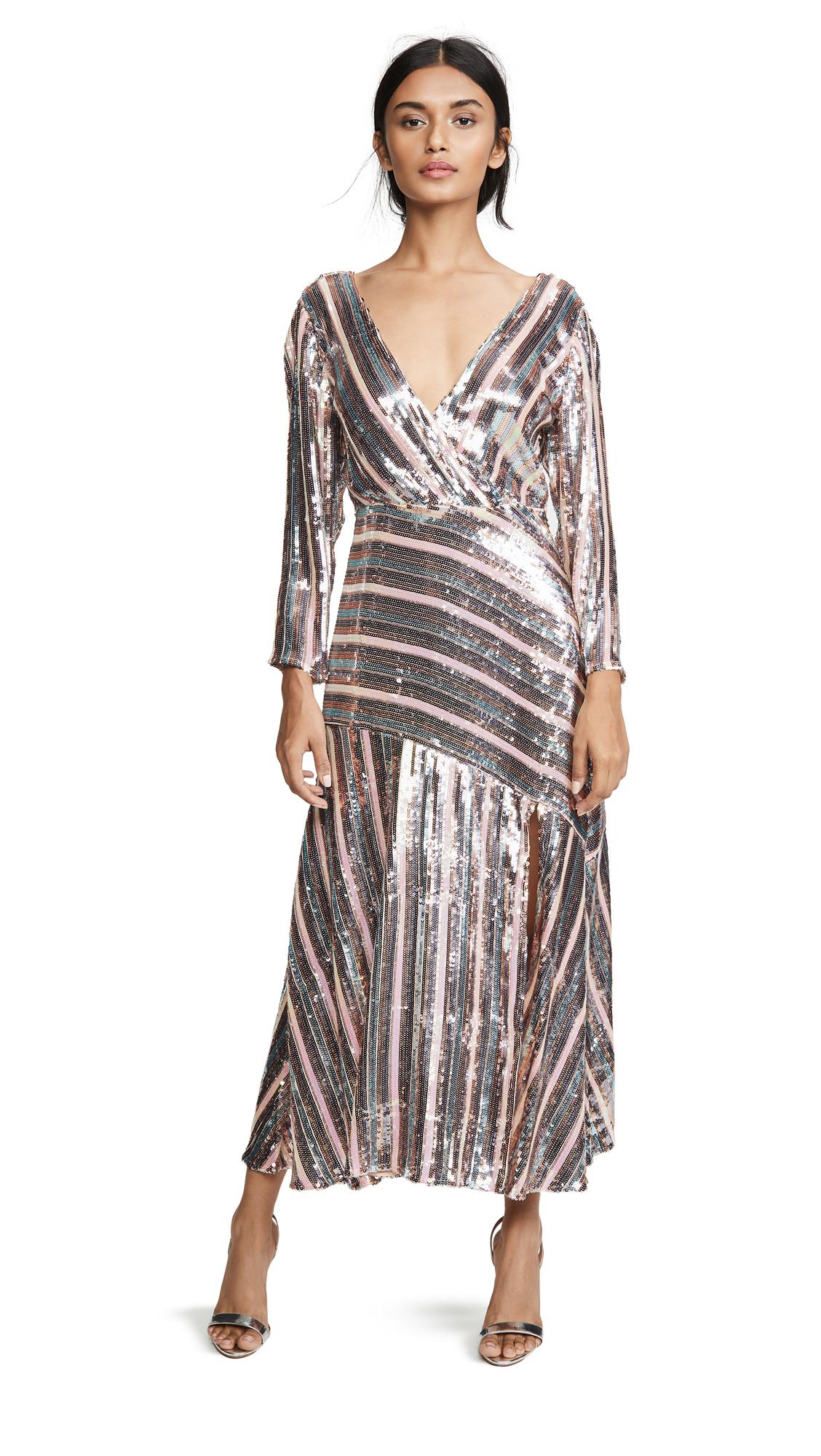 RIXO Tyra Dress - 60% Off Sale