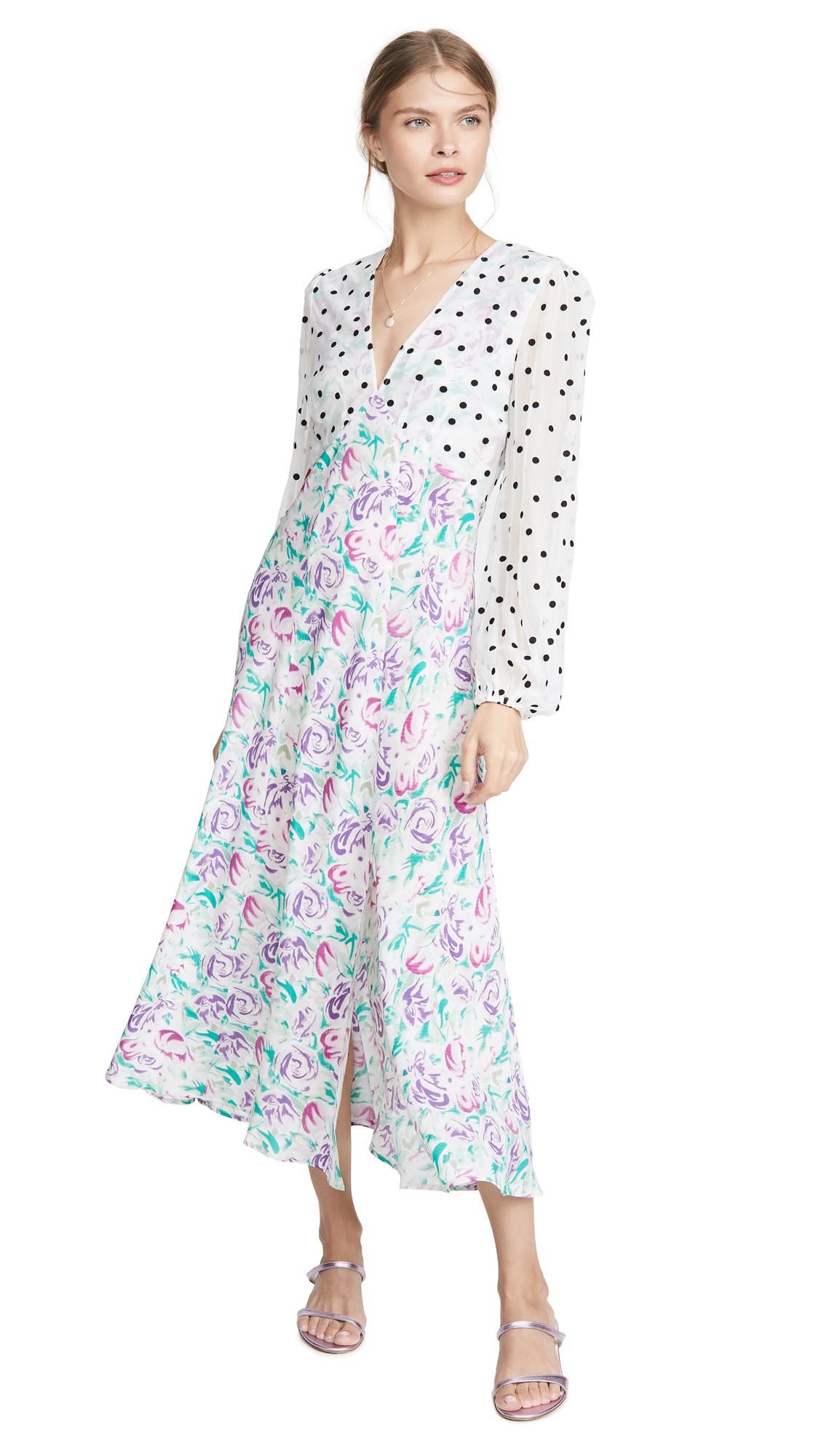 Buy RIXO online - photo of RIXO Melanie Dress