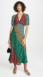 RIXO Платье Amber
