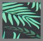пальмы Кубы с черными плитками