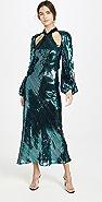 RIXO Celia Dress