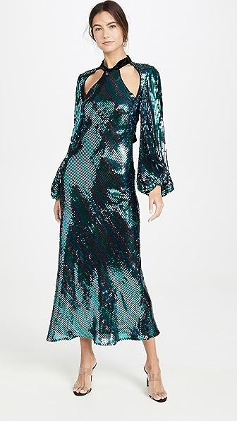 Rixo London CELIA DRESS
