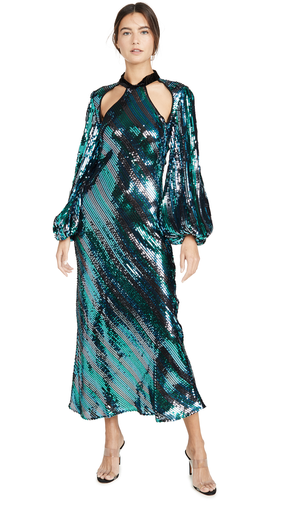 Buy RIXO online - photo of RIXO Celia Dress